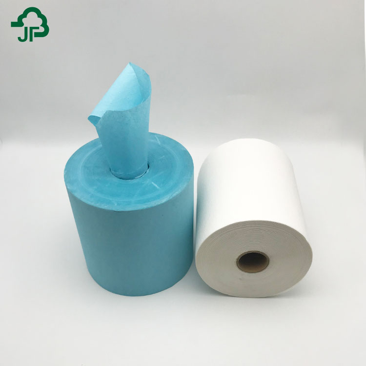 Center Feed Roll Tissue Unbleached Paper Towel Centerpull Paper Towel