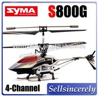 NEW Syma S800G 4-Channel RC Helicopter With Gyro