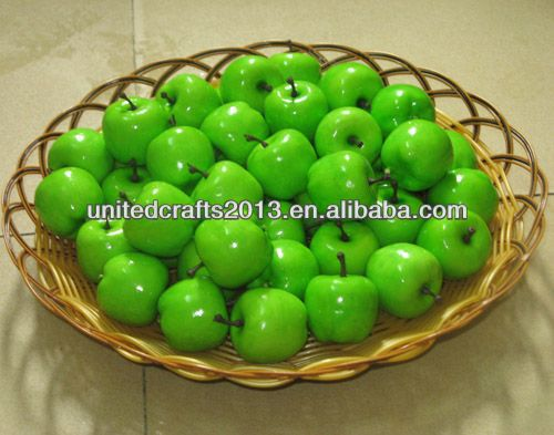 beautiful foam plastic artificial fruit for decoration
