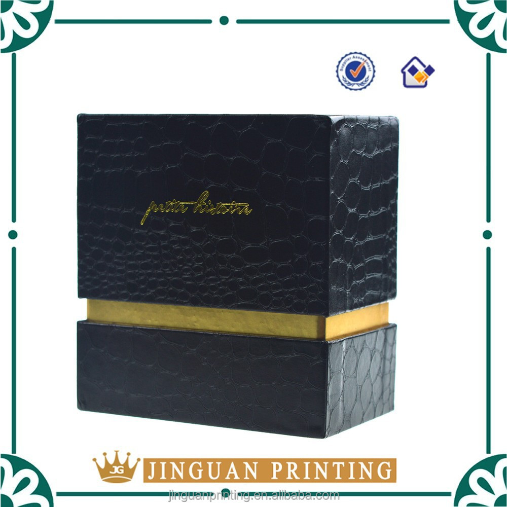 luxury cardboard packaging box for electronic equipment/gift box/perfume box