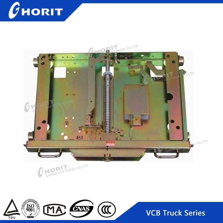 VCB Truck KYN28-12 Switchgear Components vcb parts