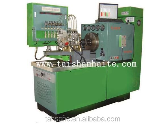 Easy operation with computer HTS679I diesel fuel injection pump test bench with thick shell
