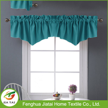 Kitchen curtains ready made wholesale sheer new design window curtain