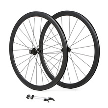 700C Clincher 23mm Aluminum Alloy 6061-t6 Matte Finish Lightweight Wholesale Road Bicycle wheel