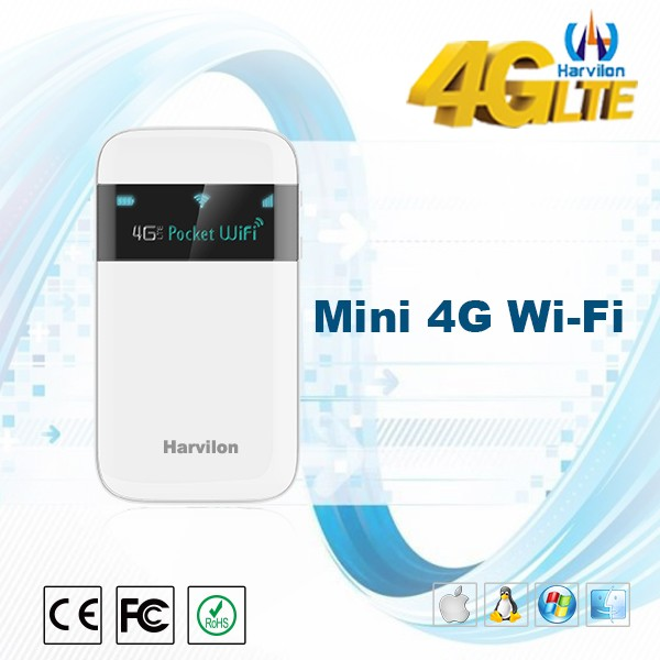 Mini Router Mobile WI-FI Modem DL 150Mbps Hotspot Pocket WIFI Broadband Router