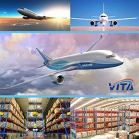 Guangzhou to America Air Freight Forwarder