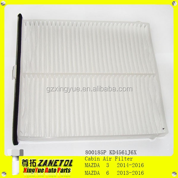 800185p kd4561j6x cabin air filter for mazda 3 2014 2016. Black Bedroom Furniture Sets. Home Design Ideas