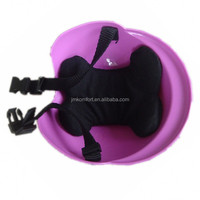 Plastic hot sale pet safety helmet for dog