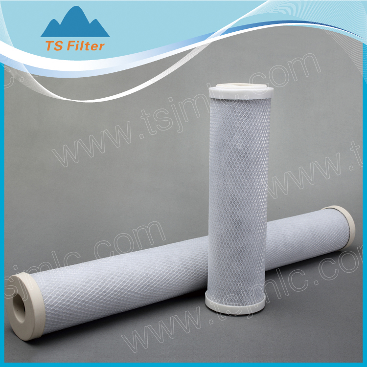 0.45um Activated Carbon Block Water Filter