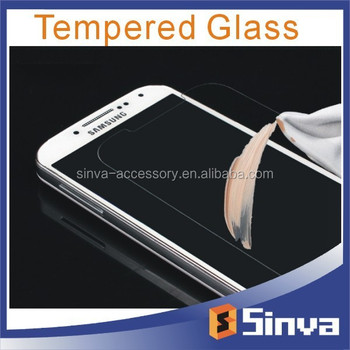 High transparency 0.33mm Anti scratch 9h hardness anti blue light tempered glass screen protector Paypal