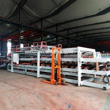 Best price pu eps wall sandwich panel forming machine line rollforming sandwich machine