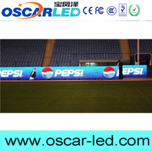 waterproof England Premier League led advertising screen with good sevice