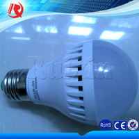 alibaba China supplier cheap 3w/5w/7w light bulb plastic cover