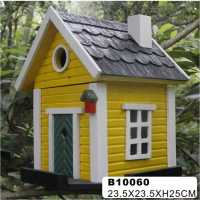 2016 New design wood bird houses