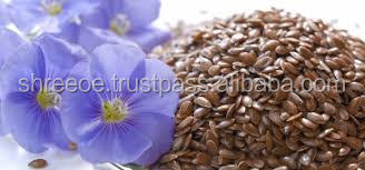World's Best Quality 100% Organic Linseed Oil from India