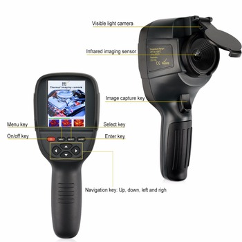 A new developed handheld thermal imaging cmarea with resolution 220*160 can developed your market.
