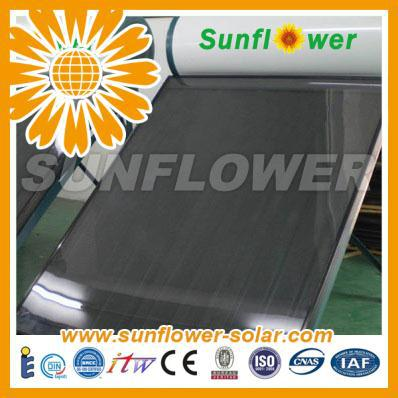 Heat pump Domestic Flat Plate Solar Water Heater Panel Price