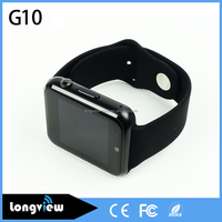 ShenZhen Factory supply competitive price G10 multi-functional 2015 Android smart watch Multi-language