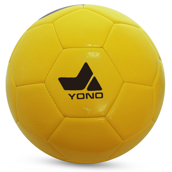 YONO OEM Soccer Ball Top Quality Material TPU/PVC Machine Stitched Ball