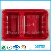 plastic food containers restaurant lunch tray