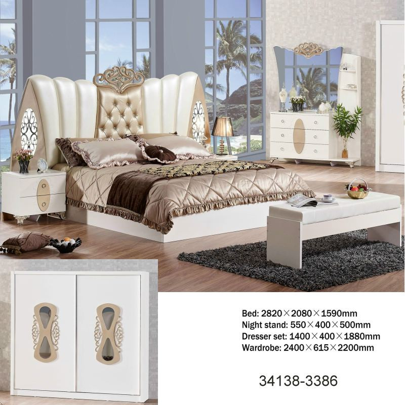 high quality good price bed sets 34138-3353