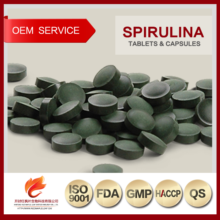 GMP Import Weight Loss Products Diet Spirulina Slimming Beauty Pills