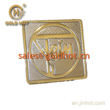 Car Grille Badge Adapter,Gold Finish Car Badge , Car Grille Emblem