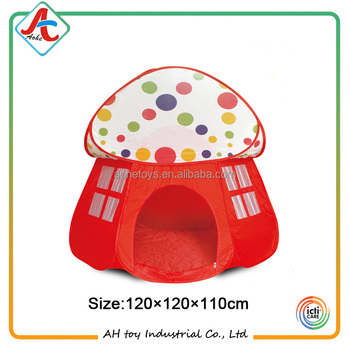 2017 Hot-selling mushroom children play Tent
