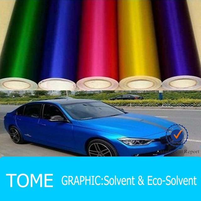 camouflage vinyl car wrap sticker film 1.52*30m air release /chrome blue car wrap vinyl film for car wrapping body air bubble