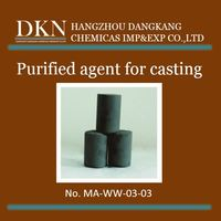 High purity Purified agent for casting