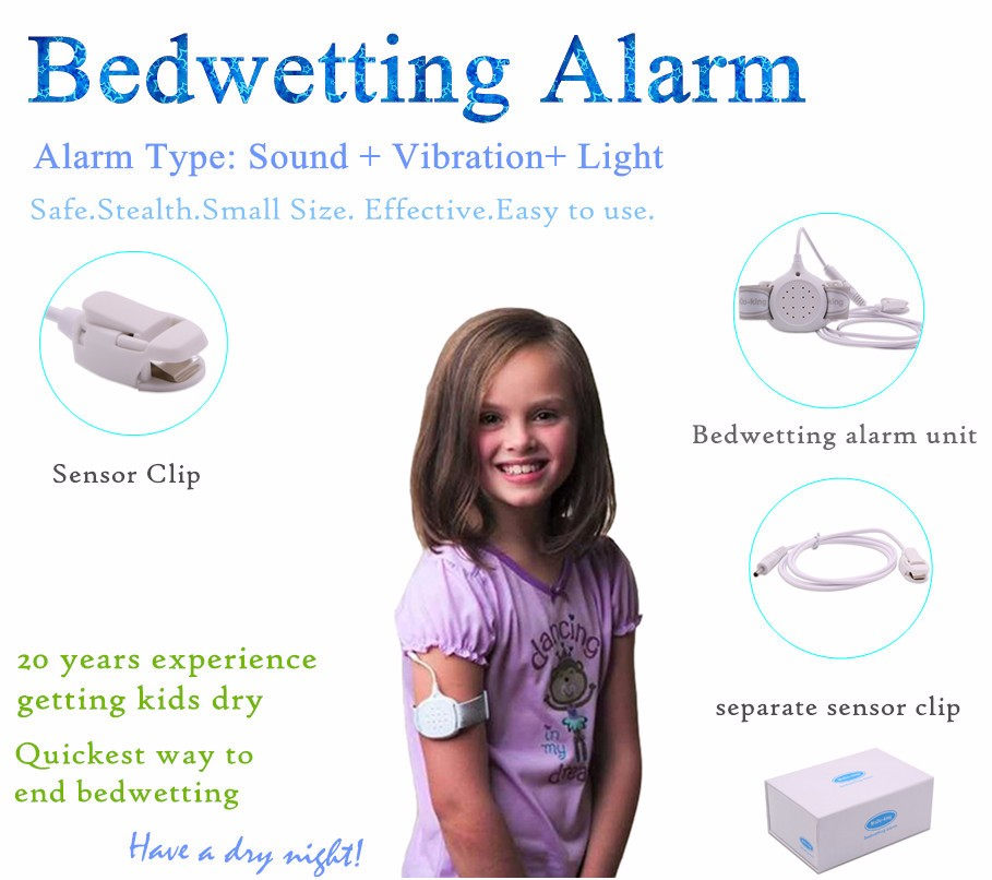 High quality best price children baby bedwetting alarm MA-108 origin factory supplier