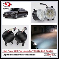 Hot sale high quality led car fog light for TOYOTO OLD CAMRY