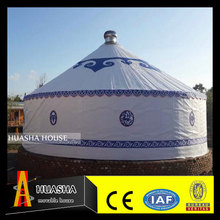 Large 12m2 outdoor mongolian yurt for sale