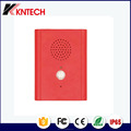 KNTECH ip intercom phone KNZD-13 Intercom call system Waterproof one big button auto dial Emergency telephone