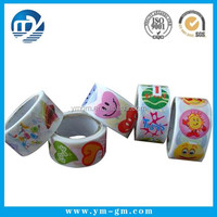 Factory price and perfect appearance custom vinyl eggshell stickers