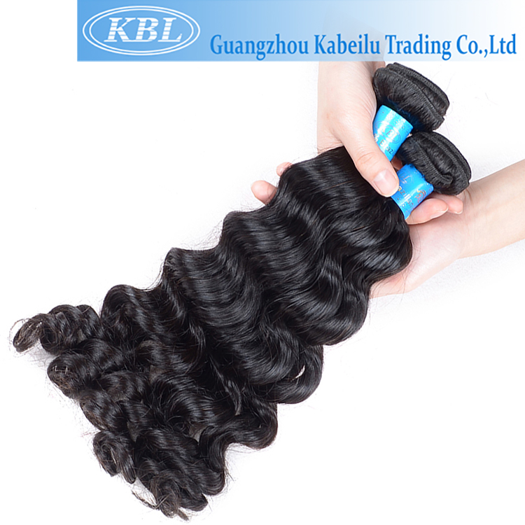 Brazilian natural hair human hair extension,100% human hair virgin cuticle aligned hair, free weave hair packs