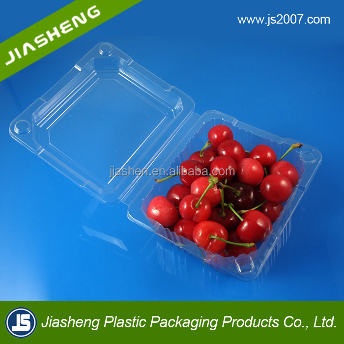 New Products Frsh Fruit Punnet, Wholesale Plastic Blister Package Box