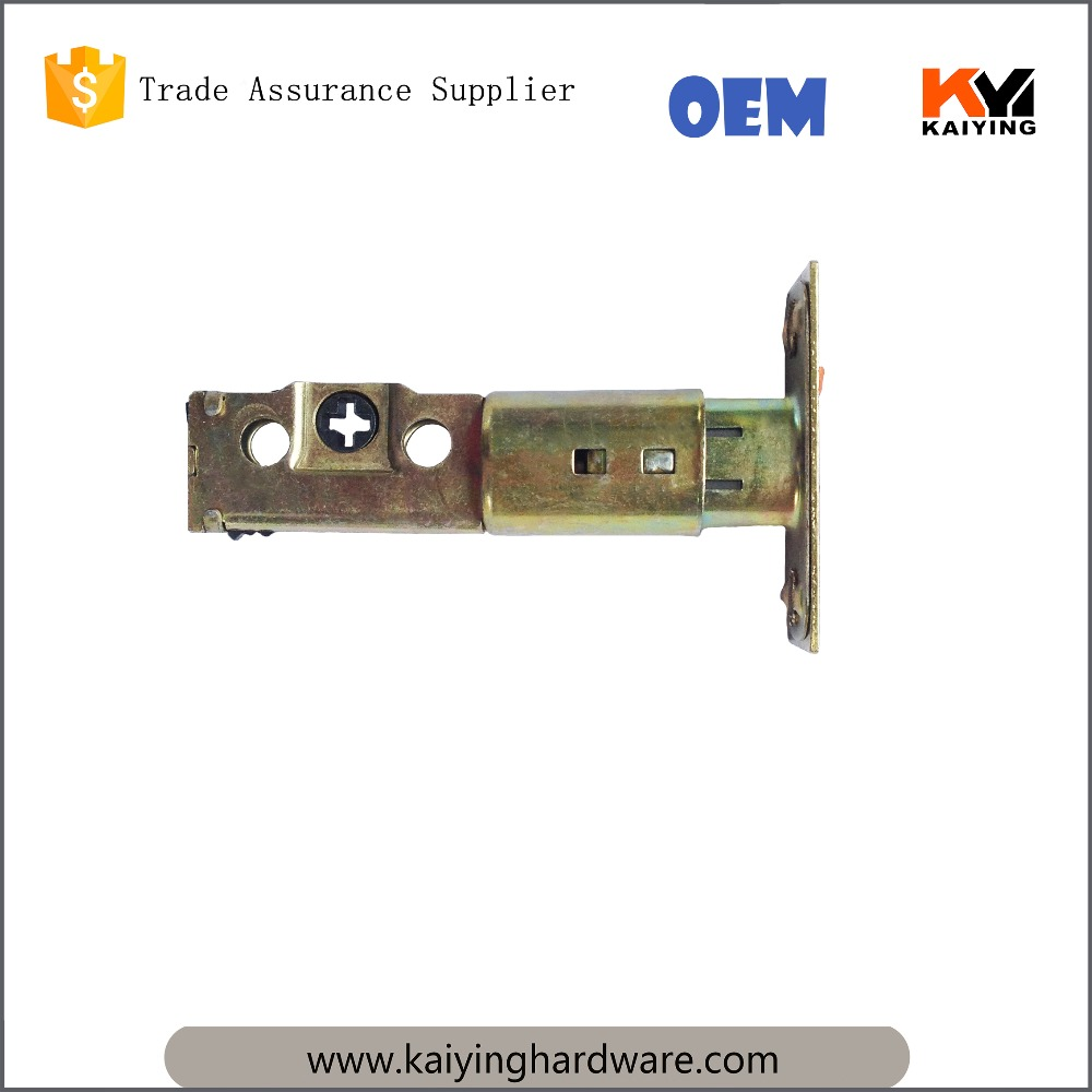 90 degree Strong deadbolt latch lack meet ANSI Grade 3