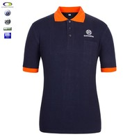 High Quality New Design 100% Cotton Custom Embroidered Mens Polo Shirt