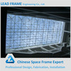 Steel Structure Space Frame Dome Glass Skylight