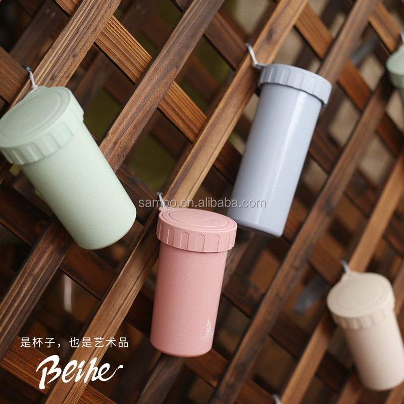 Ecofriendly Wheat Water Bottle