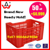 used plastic crate mold for sale