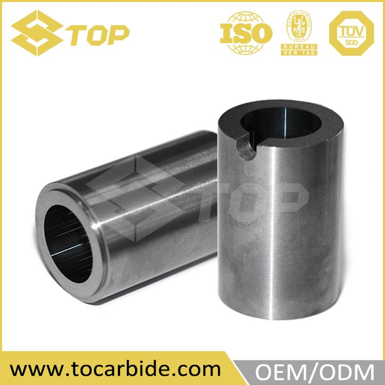 Low price low price bimetal bush, carbide bush in mould