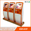 17'' Interactive Barcode Scanner Kiosk/NFC Payment Kiosk With Card Dispenser