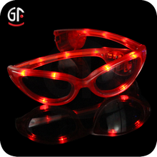 Lighting For Kids Rechargeable Multi Color Plastic Led Flashing Party Eyeglasses