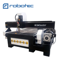 Standard export 3d cnc wood milling machine/ 4 axis cnc router price/ sculpture wood carving cnc router machine
