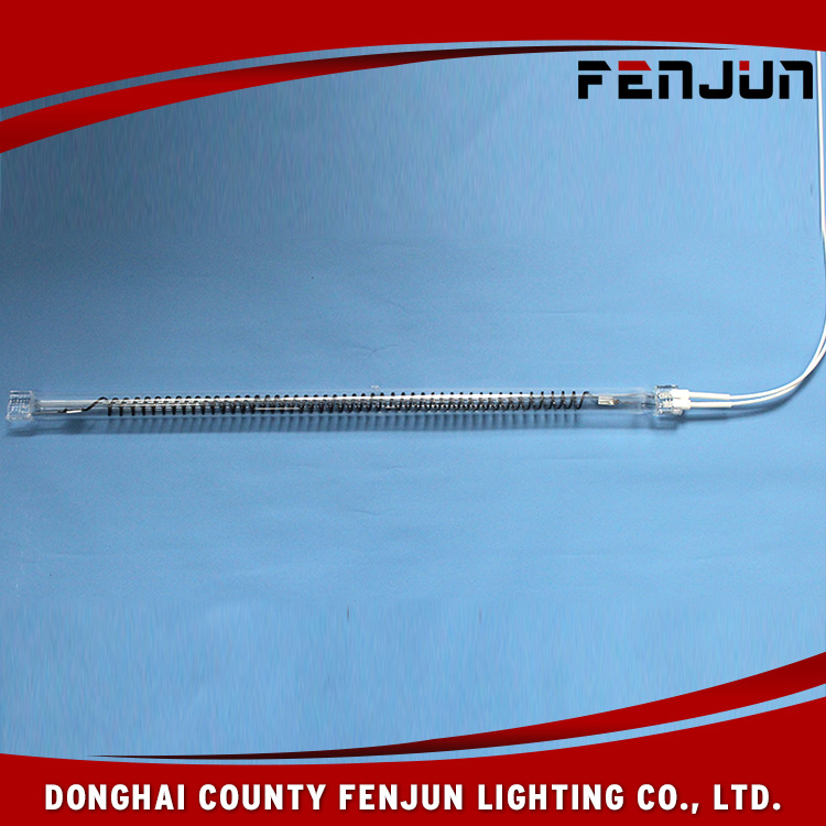 Industrial 100W-8000W Electric Furnace Heating Element Tube