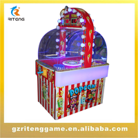 new arrival popcorn ticket redemption games kids lottery game machine