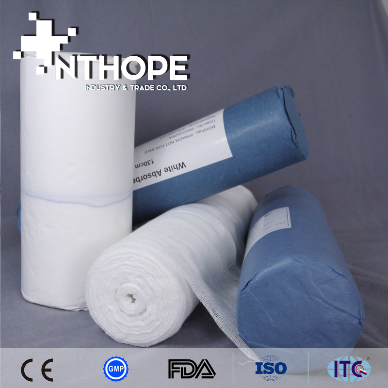 100%cotton surgical waterproof bandage
