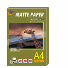 Matte Inkjet photo paper /double sided matte inkjet photo paper